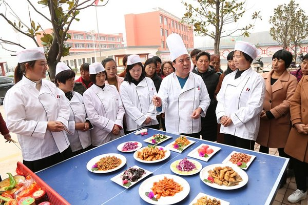 Vocational Education Gives a Leg up to China's Poverty Alleviation Efforts