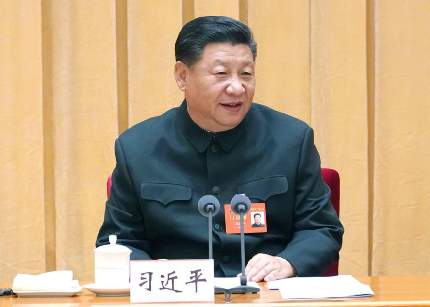 Xi Underlines Reform on Military Policies, Institutions