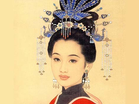Hair Ornaments Of Ancient China All China Women S Federation